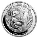 AUSTRALIA Silver Coin 1 OZ SILVER KOALA
